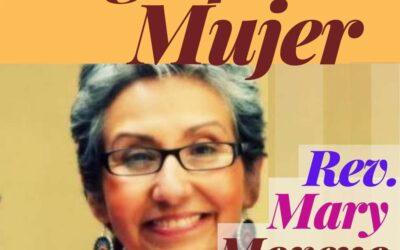 Episode 23 Rev. Mary Moreno Richardson